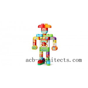 LeapBuilders® ABC Smart House™ Ages 2-5 yrs. - Sale