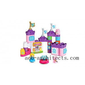 LeapBuilders® Shapes & Music Castle™ Ages 2-5 yrs. - Sale