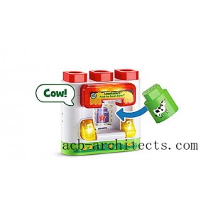 LeapBuilders® Food Fun Family Farm™ Ages 2-5 yrs. - Sale