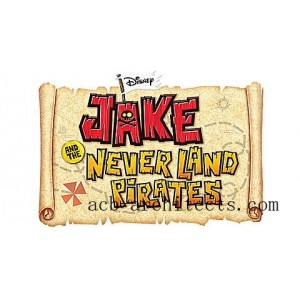 Disney Jake and the Never Land Pirates Ages 3-5 yrs. - Sale