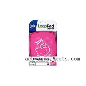 LeapPad™ Hello Kitty® Carrying Case Ages 3-9 yrs. - Sale