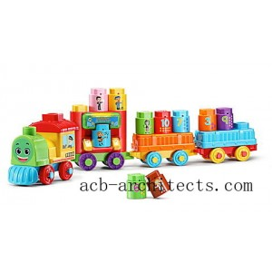 LeapBuilders® 123 Counting Train™ Ages 2-5 yrs. - Sale
