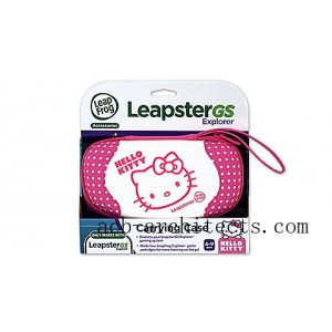 LeapsterGS™ Hello Kitty® Carrying Case Ages 4-9 yrs. - Sale
