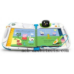 LeapStart® 3D Peppa Pig™ Playing Together Ages 2-5 yrs. - Sale