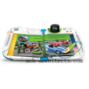 LeapStart® 3D Mickey and the Roadster Racers Pit Crews to the Rescue Ages 2-5 yrs. - Sale