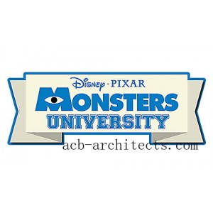 Disney•Pixar Monsters University Ages 4-7 yrs. - Sale