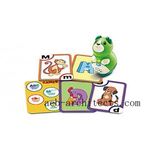 LeapReader™ Junior Interactive Letter Factory™  Flash Cards Ages 1-3 yrs. - Sale