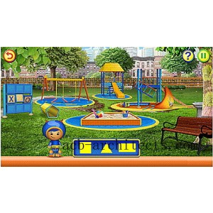 Team Umizoomi: Umi City Heroes Learning Game Ages 3-5 yrs. - Sale
