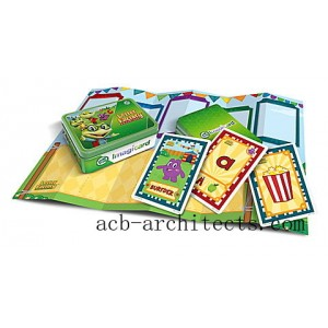 LeapFrog Imagicard™ Letter Factory Adventures Ages 4-7 yrs. - Sale