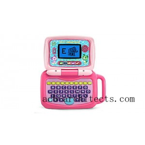 2-in-1 LeapTop Touch™ (Pink) Ages 2-5 yrs. - Sale