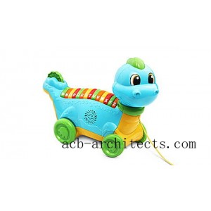 Lettersaurus™ Ages 1-3 yrs. - Sale