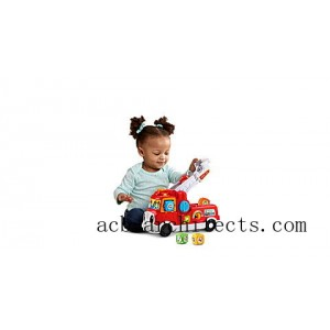 Tumbling Blocks Fire Truck™ Ages 1-4 yrs. - Sale