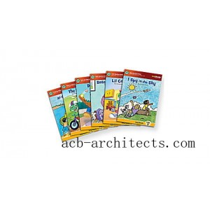 LeapReader™ Book Set: Learn to Read, Volume 2 Ages 4-7 yrs. - Sale