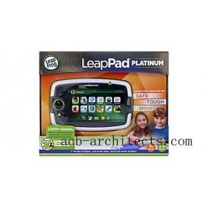 LeapPad Platinum Tablet (Purple) Ages 3-9 yrs. - Sale