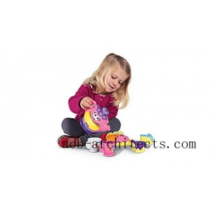 Musical Rainbow Tea Party Ages 1-3 yrs. - Sale