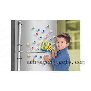 Fridge Phonics™ Magnetic Letter Set Ages 2-5 yrs. - Sale