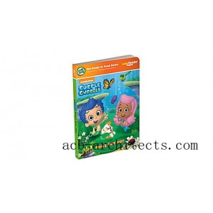 LeapReader™ Junior Book:  Nickelodeon Bubble Guppies: Bug's Day Out Ages 1-3 yrs. - Sale