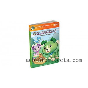 LeapReader™ Junior Book: Scout & Friends: A Surprise for Scout Ages 2-3 yrs. - Sale