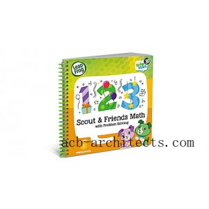 LeapStart® 3D Scout & Friends Math with Problem Solving Ages 2-5 yrs. - Sale