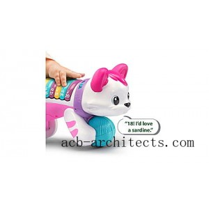 Count & Crawl Number Kitty - Online Exclusive Pink Ages 9-24 months - Sale