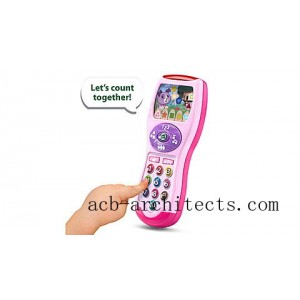 Violet's Learning Lights Remote - Online Exclusive Pink Ages 6-36 months - Sale
