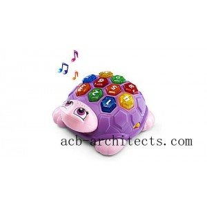 Melody the Musical Turtle™ (Purple) Ages 2-5 yrs. - Sale