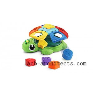 Sorting Surprise Turtle™ Ages 9-36 months - Sale