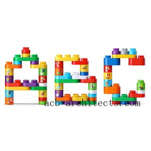 LeapBuilders® 80-Piece Jumbo Blocks Box™ Ages 2-5 yrs. - Sale