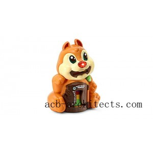 Number Crunchin' Squirrel™ Ages 2-4 yrs. - Sale