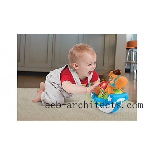 Roll & Go Rocking Horse Ages 6-36 months - Sale