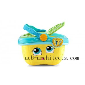 Shapes & Sharing Picnic Basket™ (Yellow) Ages 6-36 months - Sale