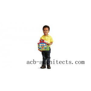 Tad's Get Ready for School Book™ Ages 2-5 yrs. - Sale