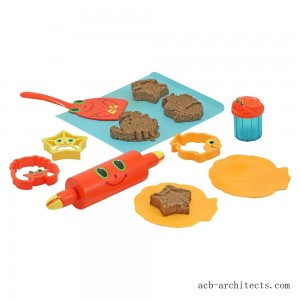 Melissa & Doug Sunny Patch Seaside Sidekicks Sand Cookie-Baking Set - Sale
