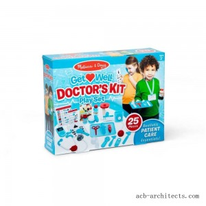 Melissa & Doug Get Well Doctor's Kit Play Set - Sale