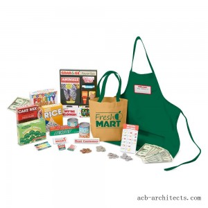 Melissa & Doug Fresh Mart Grocery Store Companion Collection - Sale