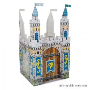 Melissa & Doug Medieval Castle Indoor Playhouse - Sale