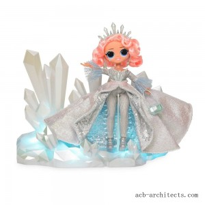 L.O.L. Surprise! Winter Disco O.M.G. Crystal Star 2019 Collector Edition Fashion Doll - Sale