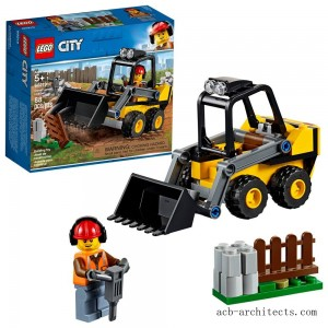 LEGO City Construction Loader 60219 - Sale