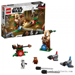 LEGO Star Wars Action Battle Endor Assault 75238 - Sale