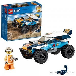 LEGO City Desert Rally Racer 60218 - Sale