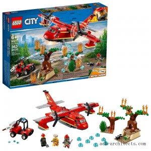 LEGO City Fire Plane 60217 - Sale