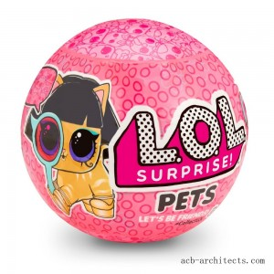 L.O.L. Surprise! Eye Spy Pets Series 1-2 - Sale