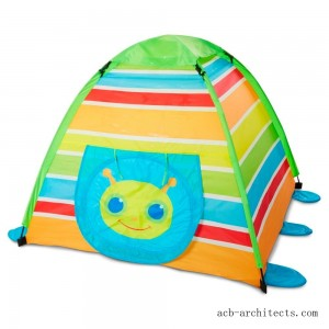 Melissa & Doug Giddy Buggy Camping Tent - Sale