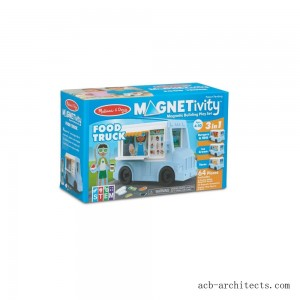 Melissa & Doug Magnetivity - Food Truck - Sale