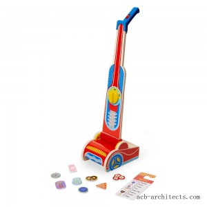Melissa & Doug Vacuum, housekeeping toys - Sale