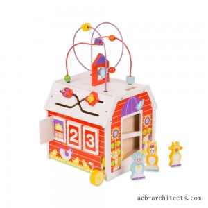Melissa & Doug First Play Activity Barn - Sale