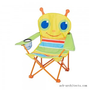 Melissa & Doug Sunny Patch Giddy Buggy Folding Lawn and Camping Chair - Sale