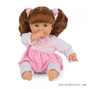 "Melissa & Doug Standard Mine to Love Brianna 12"" Soft Body Baby Doll - Sale"