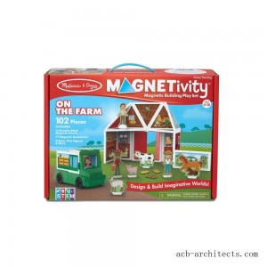 Melissa & Doug Magnetivity - On the Farm - Sale