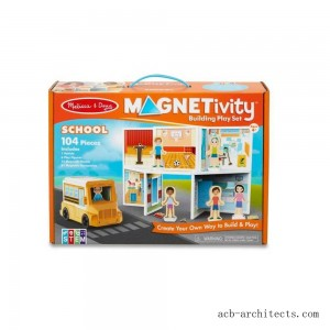 Melissa & Doug Magnetivity - School - Sale
